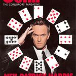 Neil Patrick Harris en la portada de Genii